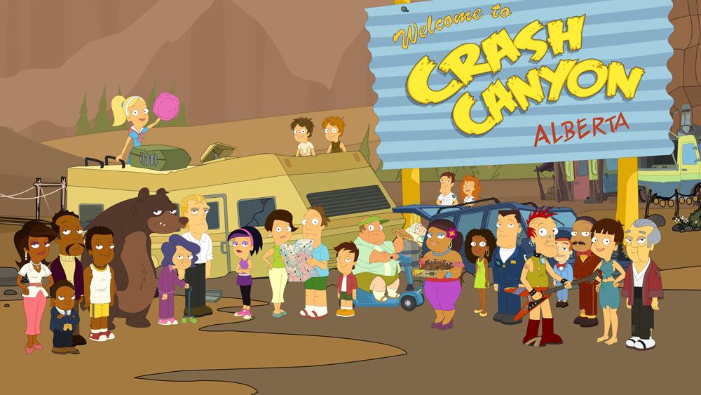 Crash Canyon