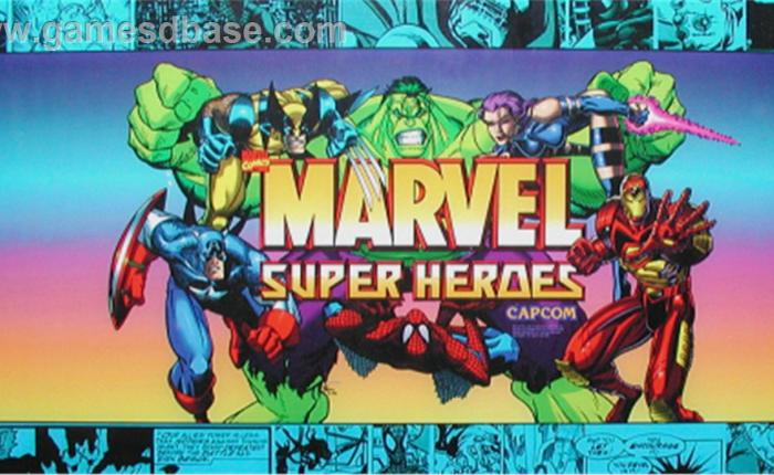 Ten Things I Love About Marvel Super Heroes