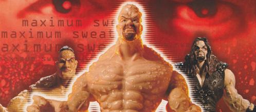 Toy Talk: WWF MaximumSweat