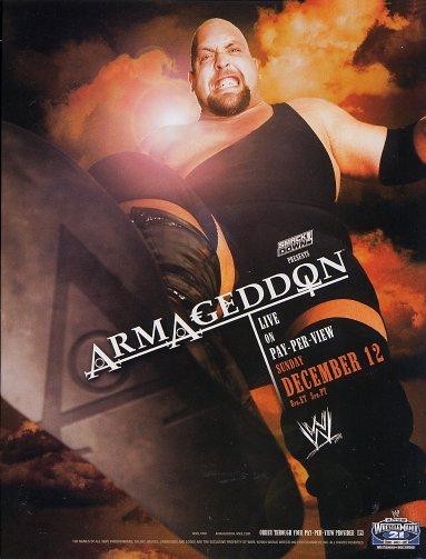 Ten Things I Love About WWE Armageddon2004