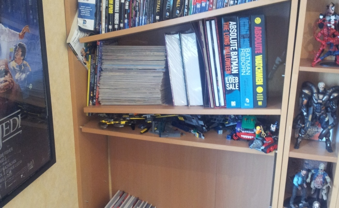 On Shelving, or: Death Of ABilly