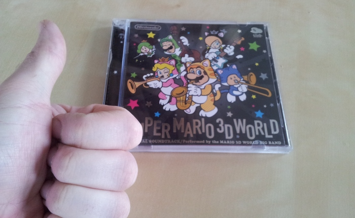 The Postman Cometh – Club Nintendo Super Mario 3D World Soundtrack